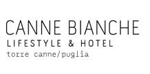 Logo Canne Bianche